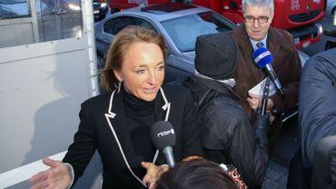 Michèle Sioen est la seule à s'être exprimée.