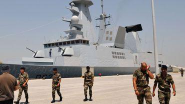 Base militaire d'Abu Dhabi