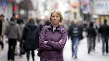 Christine Mattheeuws, présidente du SNI