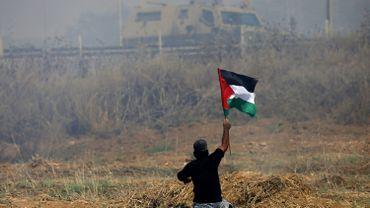 Conflit israélo-palestinien: des dizaines de Palestiniens blessés dans des heurts avec l'armée israélienne