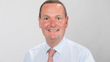 Didier Noltincx, conseiller communal MR à Wemmel.