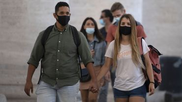 Coronavirus en Italie : plus de 5.000 cas de contamination par jour