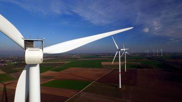 L'éolien wallon désormais aussi puissant qu'un réacteur nucléaire