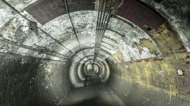 Une station de métro londonienne, ancien bunker de Churchill, est à louer