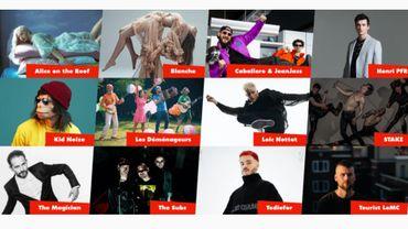 Walibi On Stage, 150 concerts pour tous les publics, un événement inédit du 31 octobre au 7 novembre.