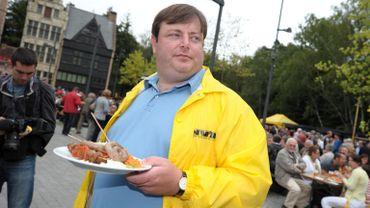 Bart De Wever compte changer ses habitudes alimentaires en 2012