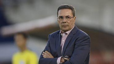 Vanderlei Luxemburgo, ancien entraîneur du Real Madrid et du Brésil, positif au Covid-19
