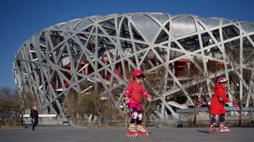 Pékin, un an avant les JO d'hiver