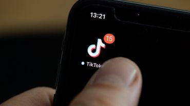La plateforme TikTok figure parmi les 59 applications chinoises interdites la veille par New Delhi.
