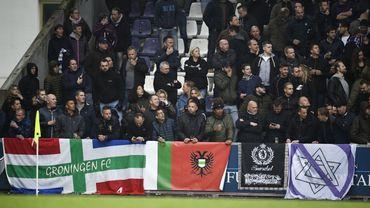 Incidents antisémites lors du derby anversois: le dossier transmis à l'Union Belge, le parquet a 7 jours pour réagir