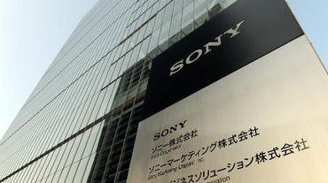 Le siège de Sony, à Tokyo le 9 mai 2013