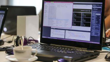 En moyenne, 334 entreprises ou organisations doivent faire face à des faits de cybercriminalité chaque mois en Belgique