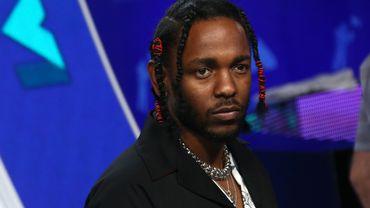 """Le rappeur avait déjà reçu un Grammy Award pour """"DAMN""""."""