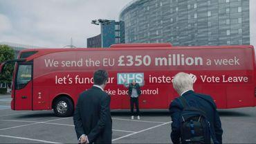 Le Brexit allait permettre de verser 390 millions d'euros par semaine aux services de santé
