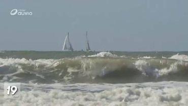 Chavirement d'un voilier à Ostende: le corps sans vie du plaisancier disparu a été retrouvé