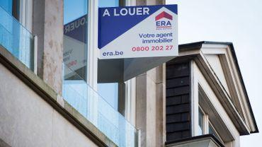 En Wallonie, le blocage de l'indexation des loyers aura lieu une fois, à l'anniversaire du bail
