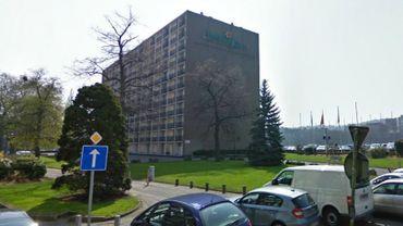 L'hôtel Alliance, ex-Holiday Inn, nécessite aujourd'hui une rénovation lourde.