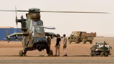 Deux Casques bleus allemands sont morts en juillet 2017 dans le crash de leur hélicoptère dans le nord du Mali.