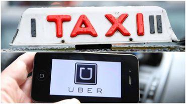 """Uber répond aux attaques: """"Un chauffeur avec une licence wallonne ou flamande peut exercer à Bruxelles"""""""