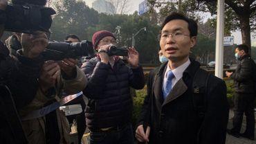Zhang Keke, l'avocat de la journaliste, s'est exprimé auprès de la presse chinoise