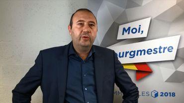 Huy: Christophe Collignon prête serment ce lundi