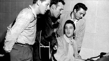 La photo du jour: Cash, Presley & Friends