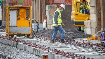Infrabel va allouer l'enveloppe de 75millions au renouvellement d'infrastructures