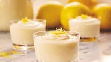Recette de Candice: mousse de citron au lait concentré sucré