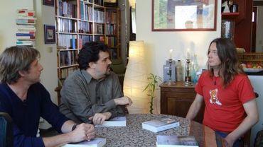 Bernrad Yerlès, Michel Dufranne et Gorian Delpâture