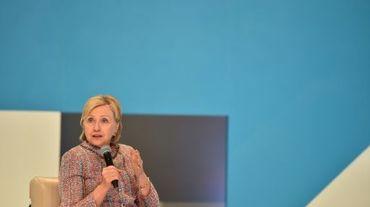 La candidate à la Maison Blanche Hillary Clinton à Hollywood en Californie, le 28 juin 2016