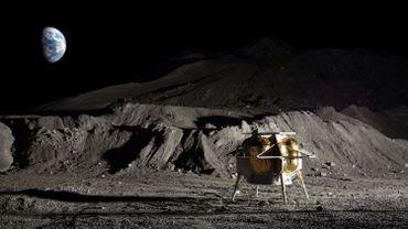 DHL se lance dans la livraison de colis à destination de la lune