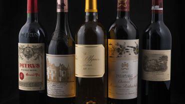"""""""Un vol digne d'experts-sommeliers avec des bouteilles valant de 100 à 1000 euros l'unité"""
