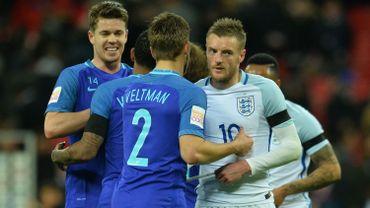 L'Angleterre ne confirme pas face aux Pays-Bas