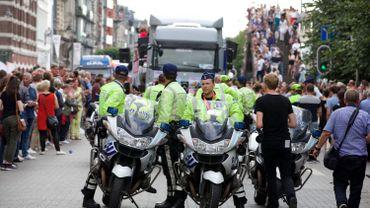 La police interpelle un homme qui menaçait la Pride d'Anvers sur Twitter