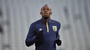 """Bolt excédé par un contrôle antidopage inopiné, """"je ne suis même pas encore un footballeur pro"""""""