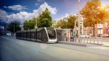 Le gouvernement wallon donne son feu vert définitif au dossier du tram à Liège