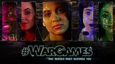 """""""#WarGames"""" : la websérie interactive dans l'univers des hackers"""