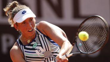 Elise Mertens a bien digéré le retour de l'US Open.