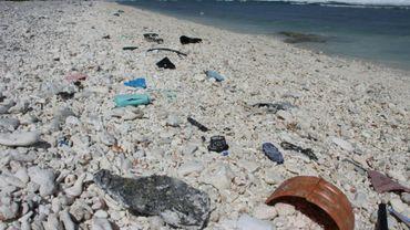 Plus de huit millions de tonnes de plastiques échouent dans les océans chaque année