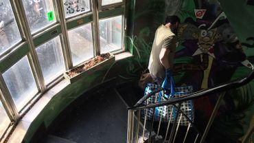 Convention d'occupation précaire: après onze ans, les habitants du 123 rue Royale ont quitté le bâtiment