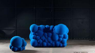 Maarten_De_Ceulaer, Mutation Series – Bubble chair, 2012