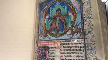 KBR Museum, nouvelle sélection de Manuscrits enluminés.