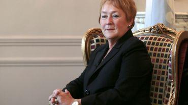 Pauline Marois, leader du Parti Québécois