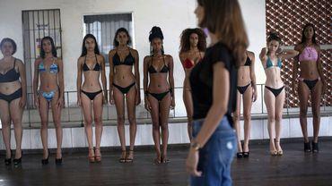 Les élèves ont été sélectionnés début janvier lors d'un grand casting qui a réuni plus de 200 personnes au Brésil.