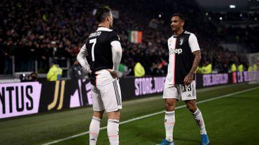 La Juventus se promène contre l'AS Rome et file en 1/2, superbe solo de Ronaldo