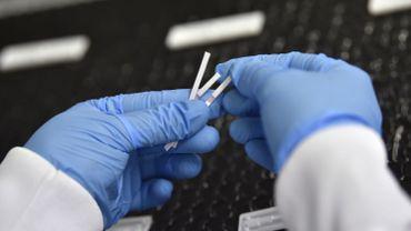 Coronavirus en Belgique: l'ULiège pourra réaliser plus de 50.000 dépistages par jour