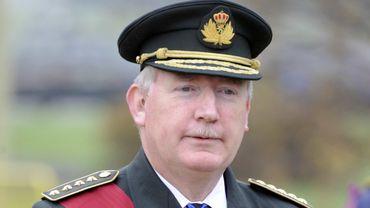 Le général Jef Van den Put