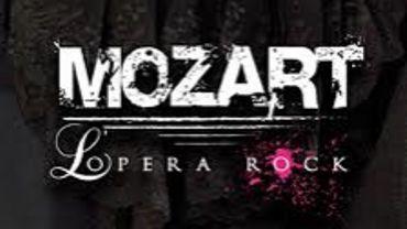 """La représentation belge de """"Mozart l'Opéra Rock"""" reportée pour cause de tensions en Ukraine"""