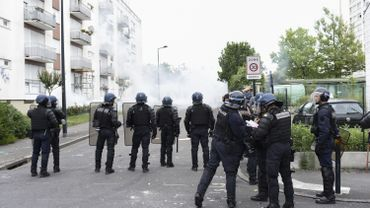 Situation tendue à Nantes mercredi soir après les violences urbaines de la veille (2)