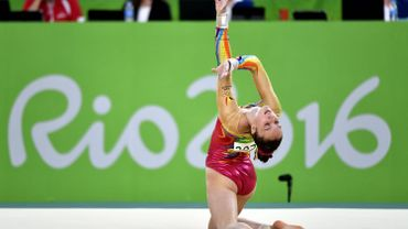 Gymnastique : Derwael en finale du concours général (LIVE)
